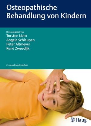Osteopathische Behandlung von Kindern